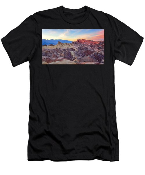 Striated Erosion Men's T-Shirt (Athletic Fit)