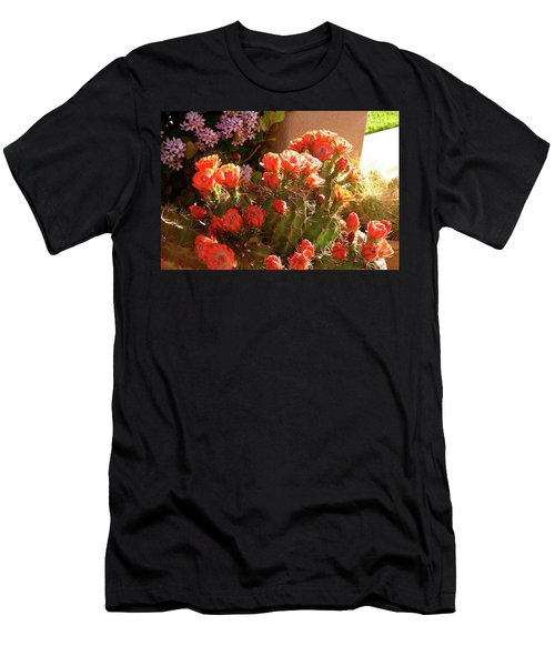 Strong And Gentle Men's T-Shirt (Athletic Fit)
