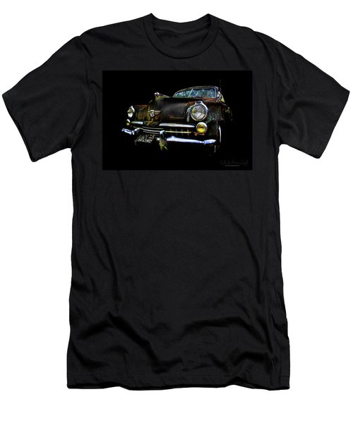 Men's T-Shirt (Athletic Fit) featuring the photograph Studebaker by Glenda Wright