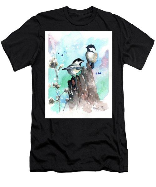 Stump Men's T-Shirt (Athletic Fit)