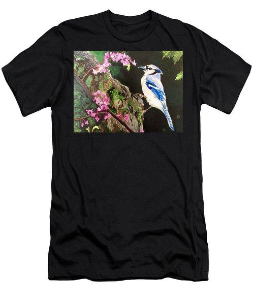 Stump Sitter Men's T-Shirt (Athletic Fit)