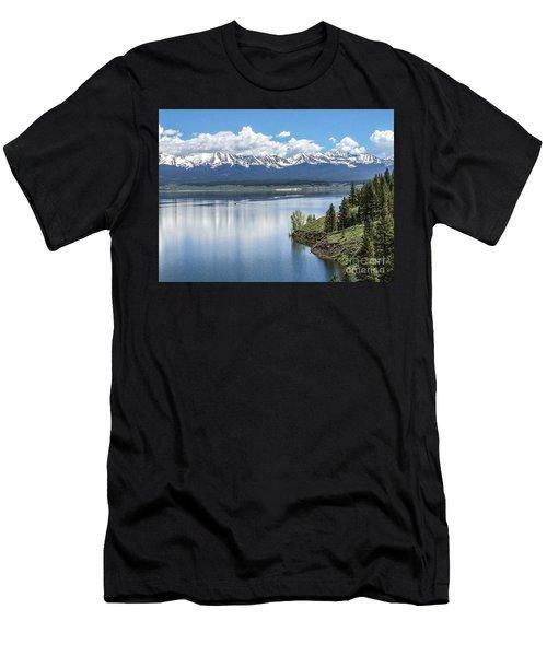 Stunning Colorado Men's T-Shirt (Athletic Fit)