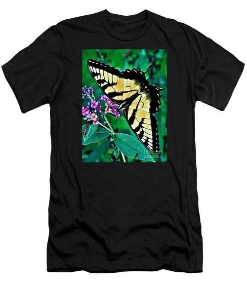 Stunning Monarch Men's T-Shirt (Athletic Fit)