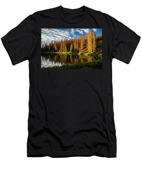 Stunning Sunrise Men's T-Shirt (Athletic Fit)