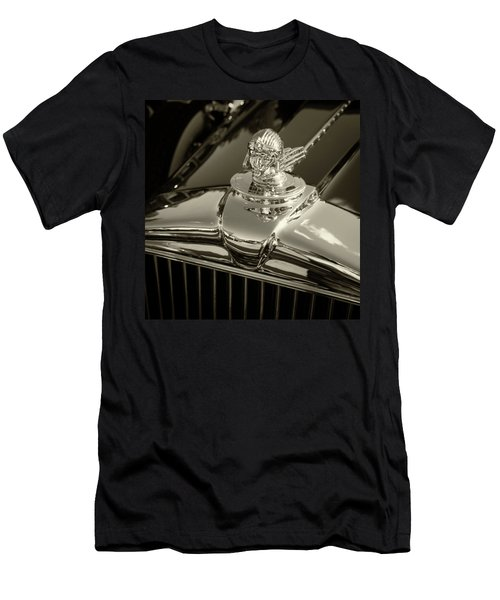 Stutz Hood Ornament Men's T-Shirt (Athletic Fit)
