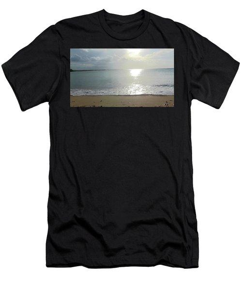 Subiendo Men's T-Shirt (Athletic Fit)
