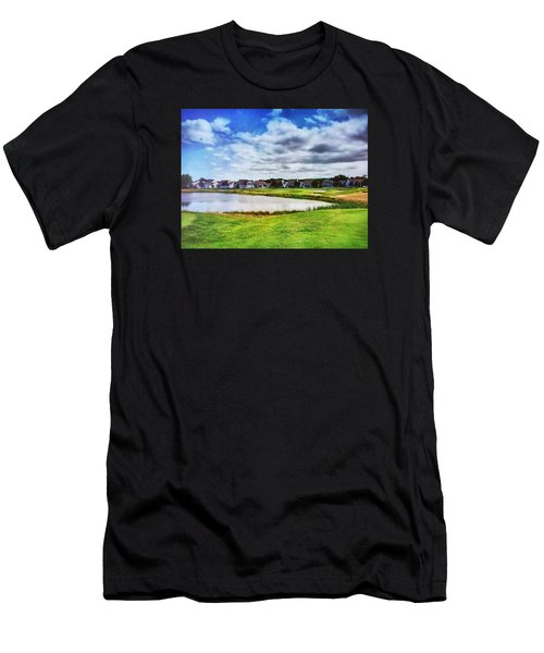 Suburbia Men's T-Shirt (Athletic Fit)