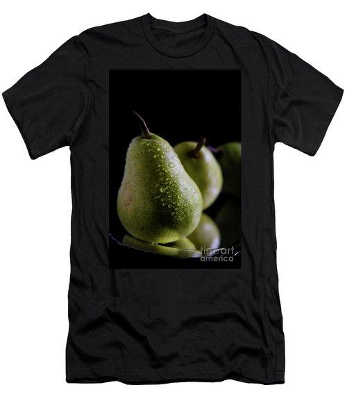 Succulent Pears Men's T-Shirt (Athletic Fit)