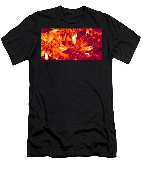 Succulents #1 Men's T-Shirt (Athletic Fit)
