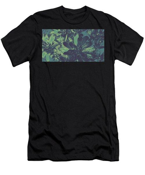 Succulents #2 Men's T-Shirt (Athletic Fit)