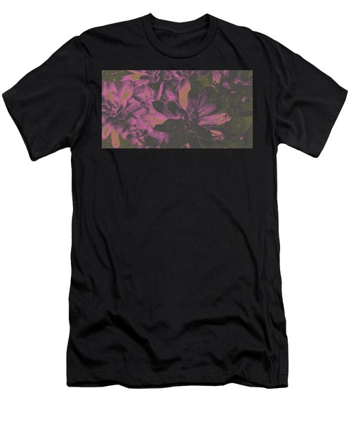 Succulents #3 Men's T-Shirt (Athletic Fit)