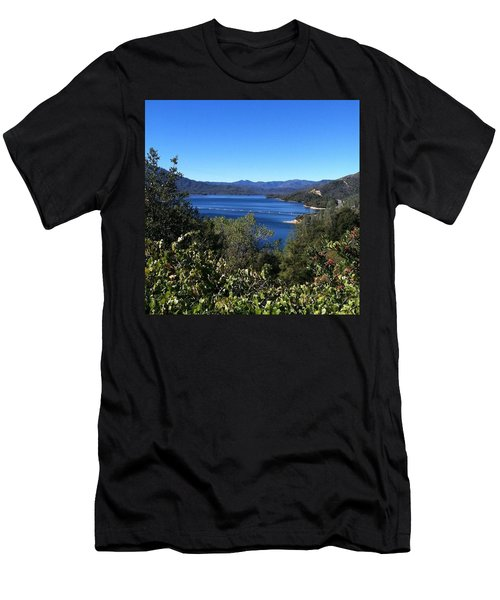 Such A Beautiful Fall Day In Men's T-Shirt (Athletic Fit)