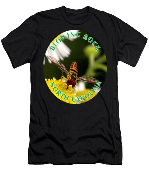 Sugar Bee T-shirt Men's T-Shirt (Athletic Fit)