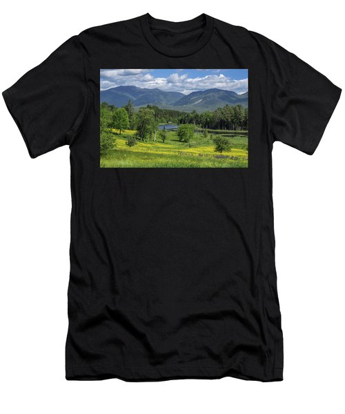 Sugar Hill Springtime Men's T-Shirt (Athletic Fit)
