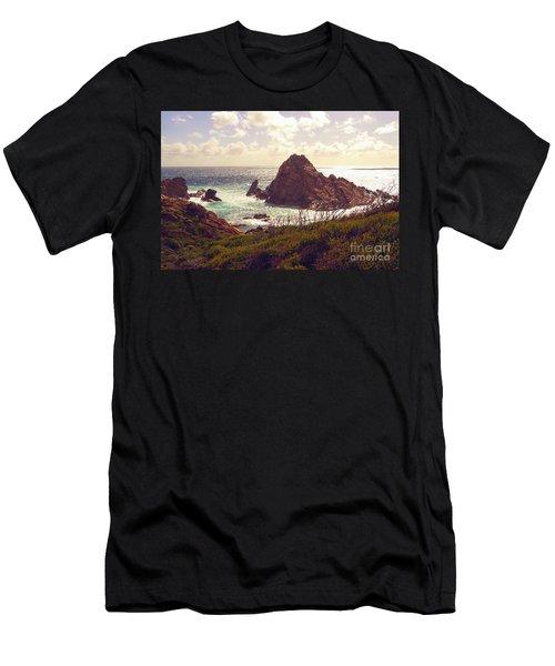 Sugarloaf Rock Ix Men's T-Shirt (Athletic Fit)