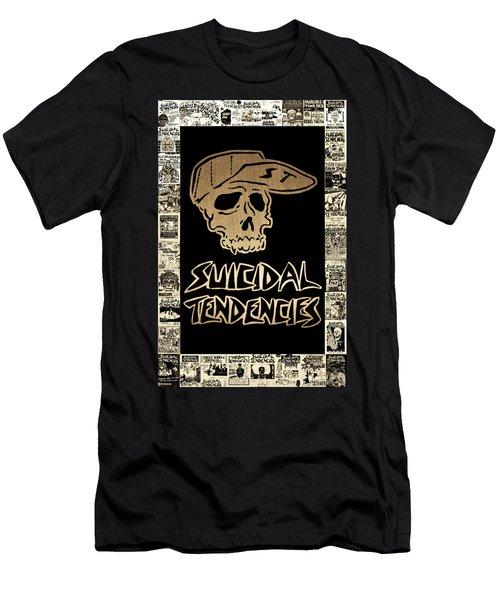 Suicidal Tendencies 2 Men's T-Shirt (Athletic Fit)