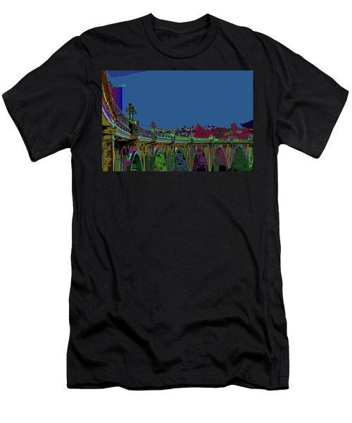 Suicide Bridge 2017 Let Us Hope To Find Hope Men's T-Shirt (Athletic Fit)