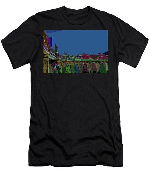 Suicide Bridge 2017 Let Us Hope To Find Hope Men's T-Shirt (Athletic Fit)