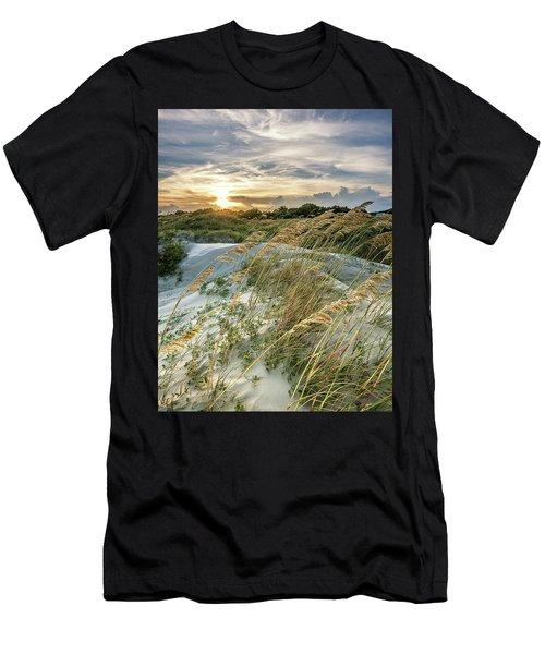 Sullivan's Island Dunes Men's T-Shirt (Athletic Fit)