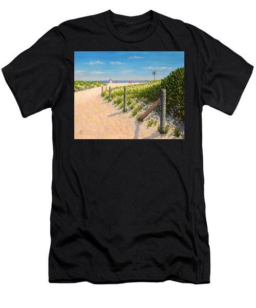 Summer 12-28-13 Men's T-Shirt (Athletic Fit)