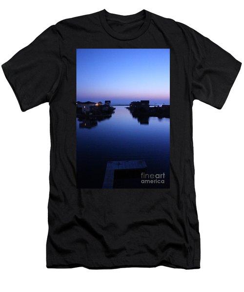 Summer Avon Evening Men's T-Shirt (Slim Fit) by Tony Cooper