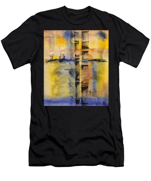 Summer Bamboo  Men's T-Shirt (Athletic Fit)