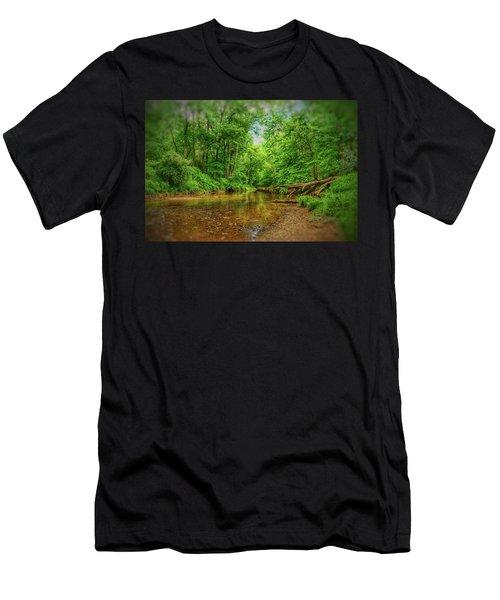 Summer Breeze II Men's T-Shirt (Athletic Fit)