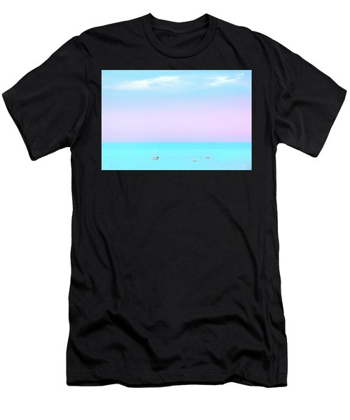 Summer Dreams Men's T-Shirt (Athletic Fit)