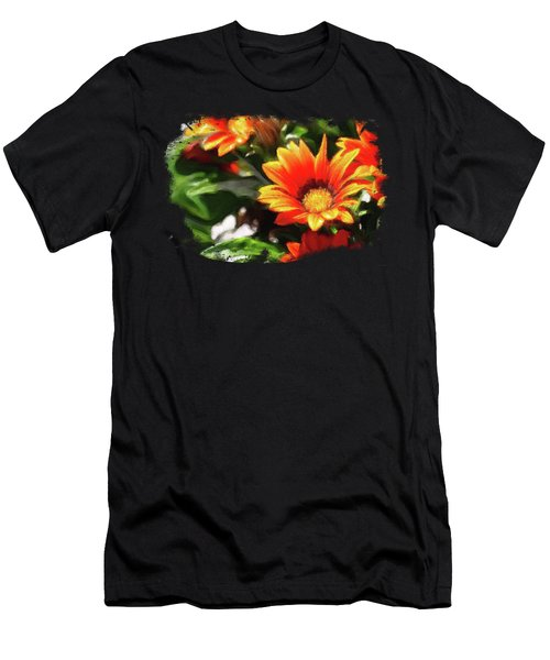 Summer Dreams Men's T-Shirt (Athletic Fit)