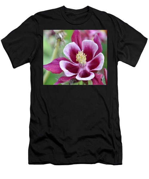 Summer Flower-2 Men's T-Shirt (Athletic Fit)