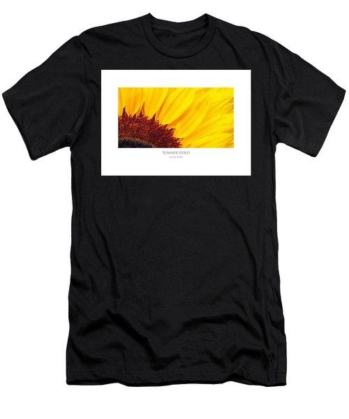 Summer Gold Men's T-Shirt (Athletic Fit)