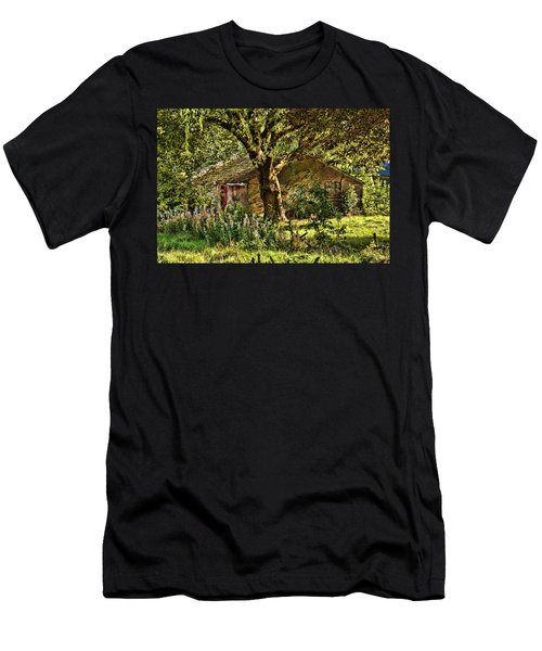 Summer In Holland-2 Men's T-Shirt (Athletic Fit)