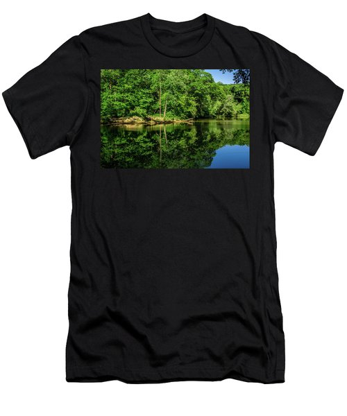 Summer Reflections Men's T-Shirt (Athletic Fit)