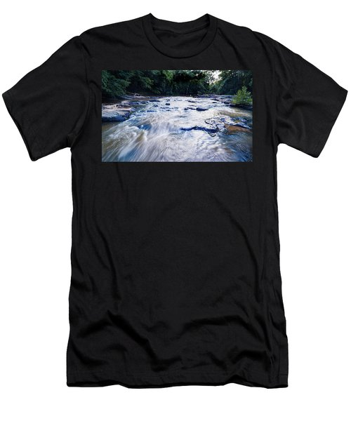 Summer River Men's T-Shirt (Athletic Fit)