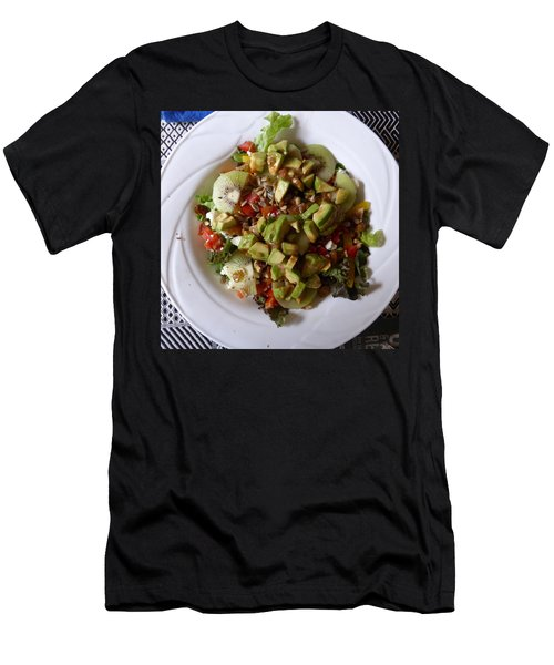 Summer Salad Men's T-Shirt (Athletic Fit)