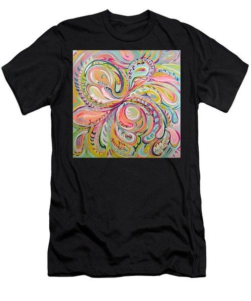 Summer Sermon Men's T-Shirt (Athletic Fit)