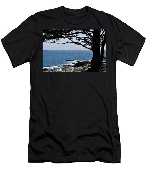 Summer Shade Men's T-Shirt (Athletic Fit)