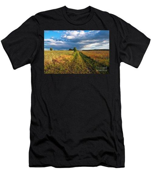 Summer Sound Men's T-Shirt (Athletic Fit)