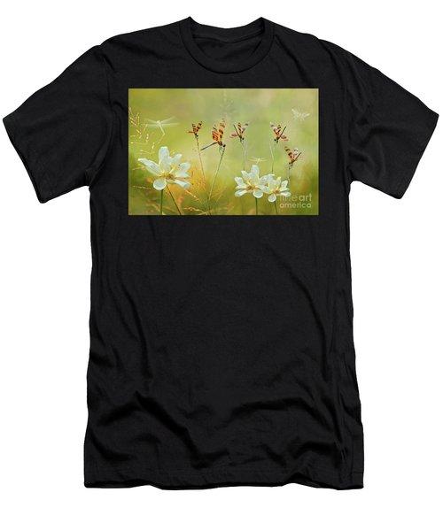Summer Symphony Men's T-Shirt (Athletic Fit)