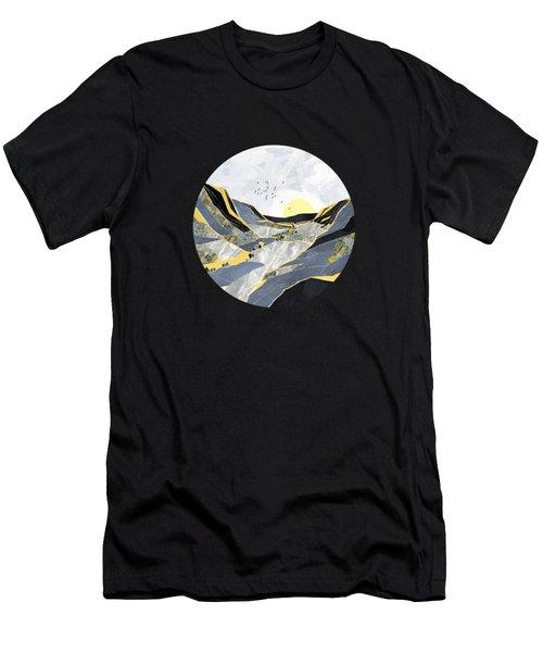 Summer Valley Men's T-Shirt (Athletic Fit)