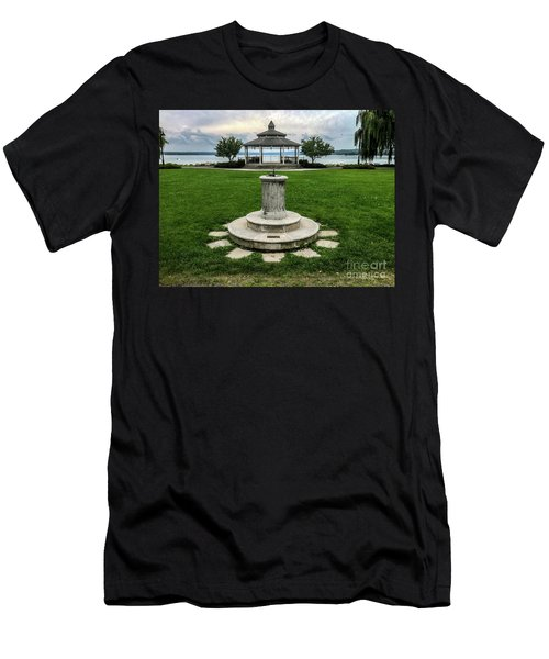 Men's T-Shirt (Athletic Fit) featuring the photograph Summer's Break by William Norton