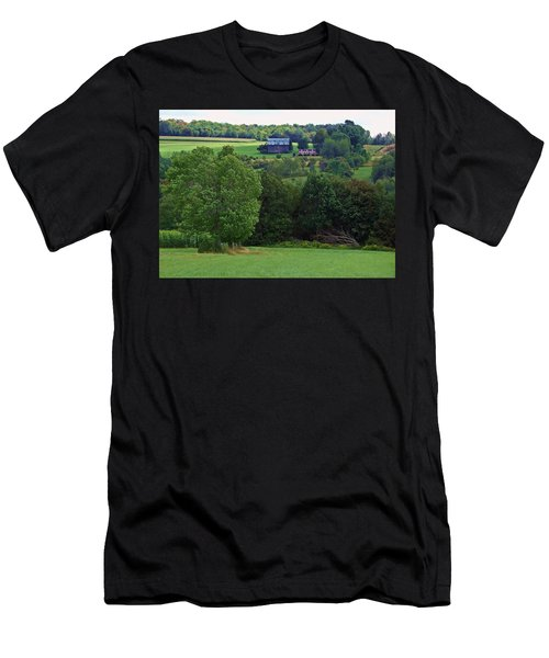 Summer's Last Hurrah Men's T-Shirt (Athletic Fit)