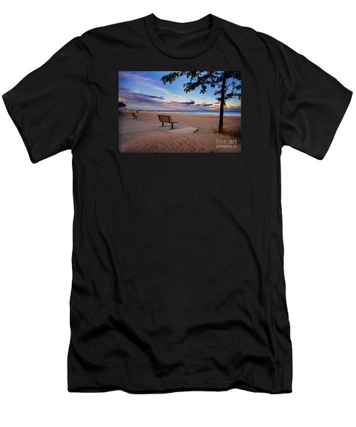 Summers Over Men's T-Shirt (Athletic Fit)