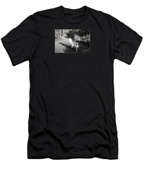Men's T-Shirt (Slim Fit) featuring the photograph Summertime by Mim White