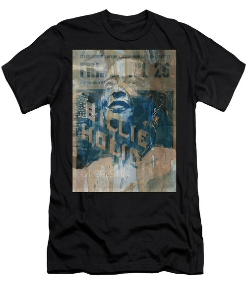 Men's T-Shirt (Slim Fit) featuring the painting Summertime by Paul Lovering