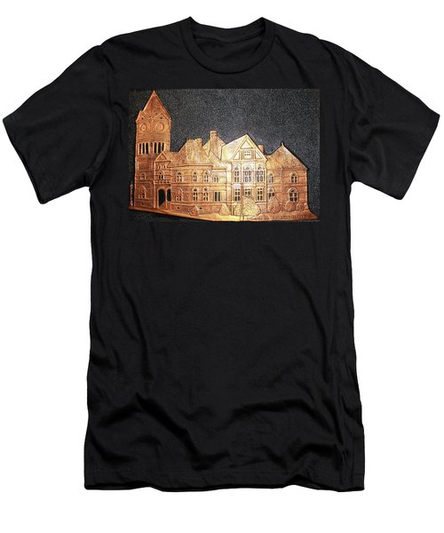 Sumter County Courthouse - 1897 Men's T-Shirt (Athletic Fit)