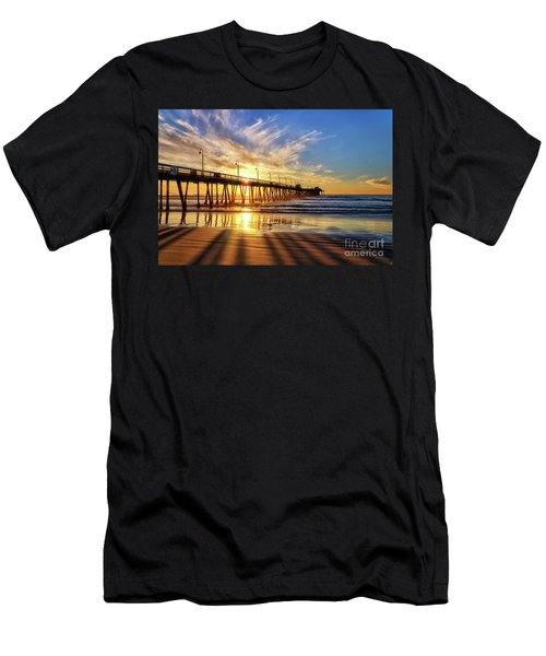 Sun And Shadows Men's T-Shirt (Athletic Fit)