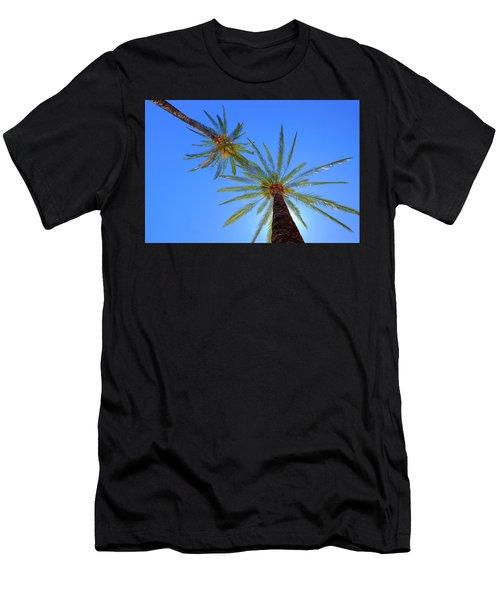 Sun Bed View Men's T-Shirt (Athletic Fit)