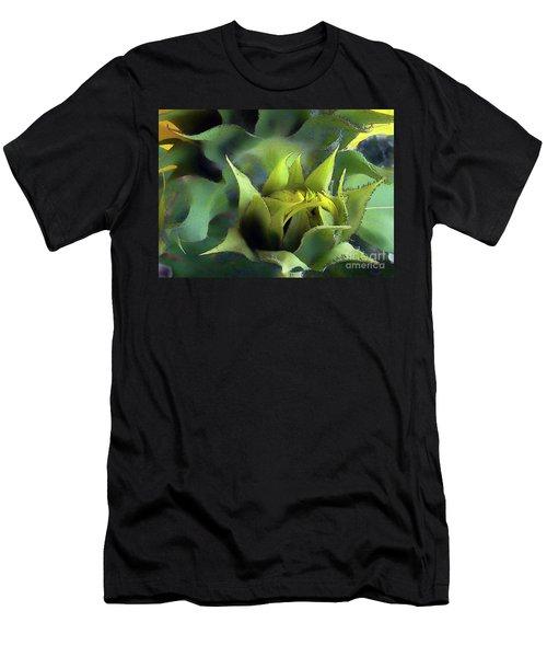 Sun Birthing Men's T-Shirt (Athletic Fit)