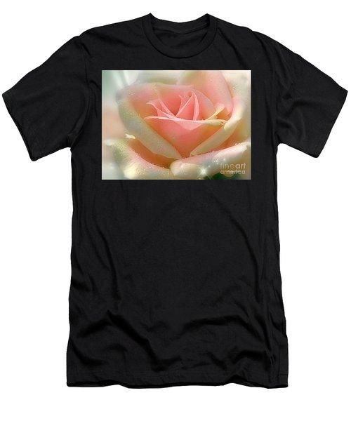 Sun Blush Men's T-Shirt (Athletic Fit)